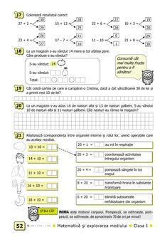 Math For Kids, Fun Math, Worksheets For Kids, Math Worksheets, Preschool Math, Math Activities, Thing 1, Parenting, Student