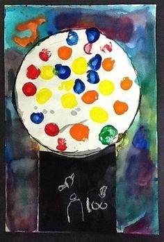 Artsonia Art Museum :: Artwork by Joyce184 kindergarten gumball machine