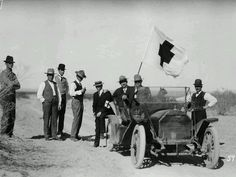 El Paso 1910 Red Cross Doctors