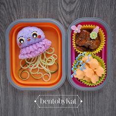 Day 92: rice, chicken teriyaki, cucumber, melon