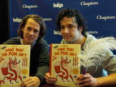 Ylvis, Bård and Vegard Ylvisåker  Book signing in Toronto