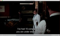 """Agent Carter, Episode 2 """"I've had 15 complaints that you are under direct violation..."""" (2 of 3)"""