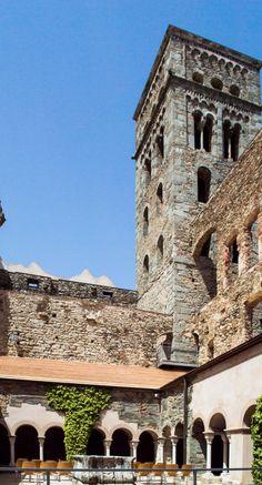 ESCAPADA: COSTA BRAVA II MONASTERIO SANT PERE DE RODES www.cosicasdelatopica.es