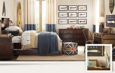 Handsome and creative boys bedroom ideas » Adorable Home