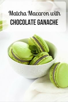 Despite their elegant appearance, making matcha macarons is simple with our recipe. These delicious matcha macarons have a multidimensional texture and taste that cookie lovers crave. epicmatcha.com/...