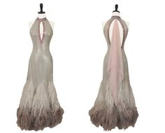 Silver Slipper | Smooth & Standard Dresses | Encore Ballroom Couture