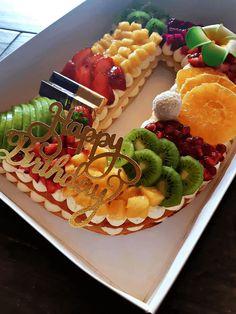 Alphabet Cake, Number Cakes, Baked Goods, Waffles, Baking, Breakfast, Desserts, Cake, Log Projects