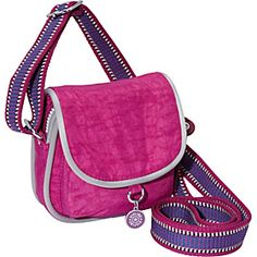 b90674ad256 Buy the Kipling Himi Crossbody Bag at eBags - This cute, casual cross body  bag offers storage for your essential items and adds a stylish touch to