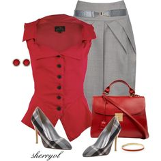 """Plaid Shoes Contest"" by sherryvl on Polyvore"