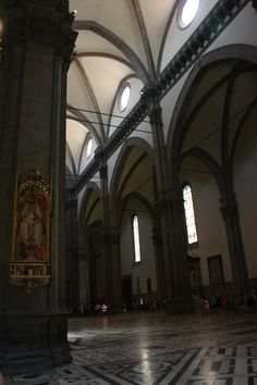 Санта-Мария-дель-Фьоре, Флоренция.