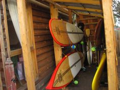 SUP Shack Finished - Stand Up Paddle / SUP - Seabreeze Forums!