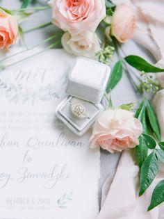 Ring styling - totally steal worthy #cedarwoodweddings Meghan+Troy :: 10.08.2016 | Cedarwood Weddings