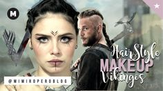 Nuevo video!! Inspiración #Vikingos #Maquillaje & #MakeUp https://www.youtube.com/watch?v=-JYs9wzPzOI … #Vikings