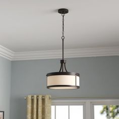 You'll love the Sanderson 2-Light Drum Pendant at Joss & Main - With Great Deals on all products and Free Shipping on most stuff, even the big stuff.