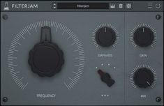 Filterjam is a free multi-band resonant filter delivering weird ringmod-like filtered sounds.