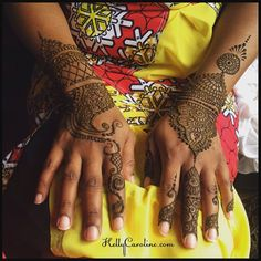 Bridal henna from yesterday for a bride getting married in Ann Arbor. #hennas #henna #mehndi #wedding #bride #bridal #yellow #Morocco #africa #kellycaroline #michigan #annarbor #tattoo #tattoos #tattoodesign #bracelet #art #artist #design #designs #hennamichigan #hennalife #india #ink #hennaartist