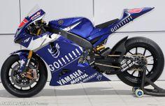 2005 Yamaha M1 MotoGP