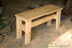 This site has a bunch of DIY furniture building tutorials!!