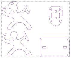 Картинки по запросу scroll saw puzzle patterns