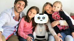 Buddy el robot que todos quisieran tener en casa.