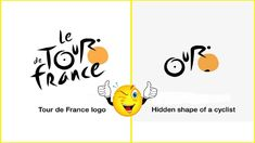 The Hidden Meanings Behind World's Famous Logos 👍😎😎