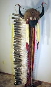 Image result for native american horned headdress