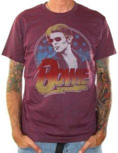 David Bowie T-Shirt - Cigarette