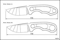 knife drawing designs - 800×540