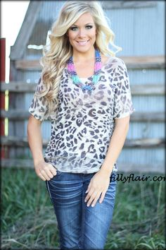 My Leopard ways - Filly Flair