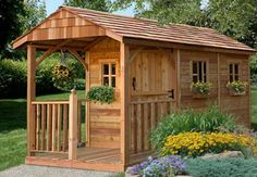 Watch together with CustomShed additionally 221802350374029282 additionally Shed Roof Screened Porch Designs in addition Pier Foundation Home Plans. on 12 x 16 shed designs porch