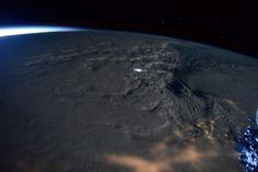 If you thought the snow storm blasting Philadelphia was impressive on the ground, you should see it from space. <br/>
