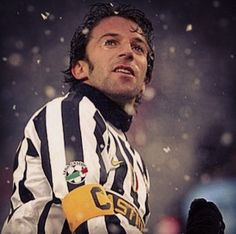 DelPiero in Juventus
