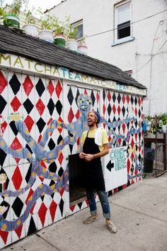 Meet // Andrew Field, chef @ Rockaway Taco, Rockaway Beach, Queens http://theselby.com/galleries/andrew-field/ http://rockawaytaco.com/
