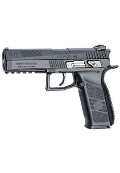 CZ 75 P-09 Duty Blow Back Pellet Pistol Black ! Buy Now at gorillasurplus.com Find our speedloader now!  http://www.amazon.com/shops/raeind