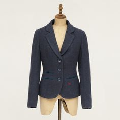 MOLLY TWEED BLAZER -
