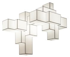 Cubes Wire Shade