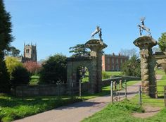 Staunton Harold, Leicestershire