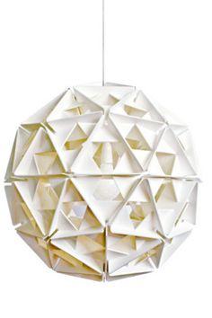 Geo light by Design by Them #australiandesign