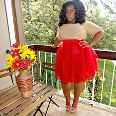 30 Ideas Birthday Outfit Ideas For Women Curvy Tulle Skirts For 2019 Thick Girl Fashion, Plus Size Fashion For Women, Curvy Women Fashion, Tutu Outfits, Fashion Outfits, Fashion Top, Fashion Hats, Plus Size Dresses, Plus Size Outfits
