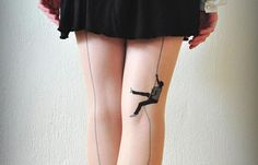 The Climbing Up Tights