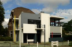 Clásicos de Arquitectura: Casa Rietveld Schroder / Gerrit Rietveld