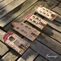 Výsledek obrázku pro keramické domečky