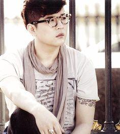 Super Junior Shindong - Born in South Korea in 1985. #Fashion #Kpop