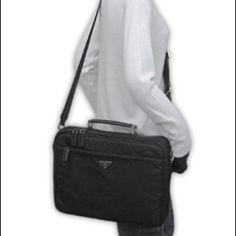 prada nylon chain shoulder bag - 1000+ ideas about Prada Bag Black on Pinterest | Prada Outlet ...