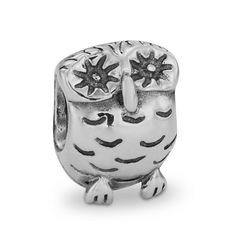 Pandora Owl Charm, have this...love it!