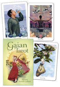 Gaian Tarot – OptiMysm