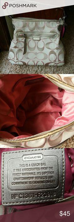 Selling this Coach purse on Poshmark! My username is: bweitz17. #shopmycloset #poshmark #fashion #shopping #style #forsale #Coach #Handbags