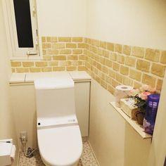 トイレをもっとおしゃれにプチリフォーム♡DIYでステキなおもてなし空間にしてみよう♪ - M3Q - 女性のためのキュレーションメディア