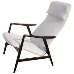 Alf Svensson Reclining Lounge Chair - elegant