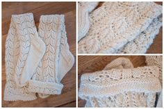 Hand knitted socks by ByKristyna on Etsy